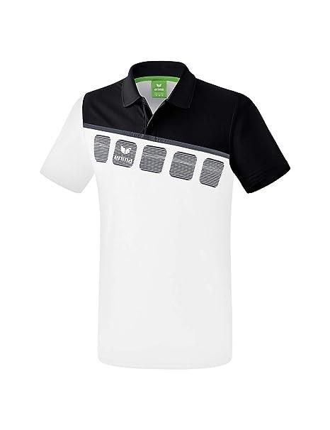 Erima GmbH 1111903 Polo de Tenis, Unisex niños: Amazon.es ...