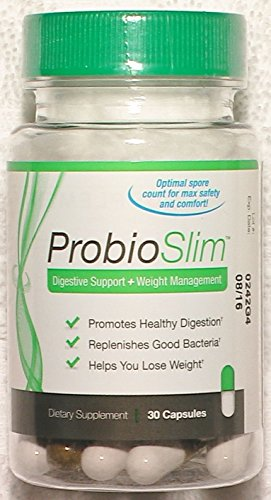 ProbioSlim Digestive Support and Weight Management (90 count) by ProbioSlim