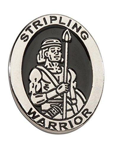 Cherished Moments LDS Aaronic Priesthood Ordination Stripling Warrior Tie Tac (Silver ()