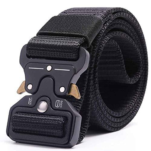 Fofofs Tactical Belt Outdoor Training Nylon Belt