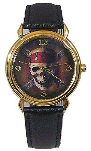 Pirates of the Caribbean Watch Walt Disney Pirates Collectors Wristwatch