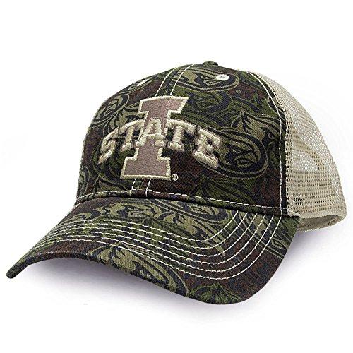 fed12b747fc Iowa State Cyclones Camouflage Caps. FANOUFLAGE NCAA ...