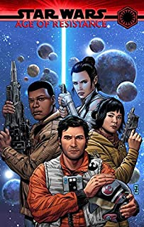 Book Cover: Star Wars: Age Of Resistance - Heroes