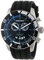 Nautica Men's N17583G NSR 08 Sporty Resin Watch by Nautica