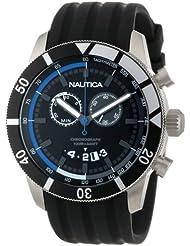 Nautica Mens N17583G NSR 08 Sporty Resin Watch