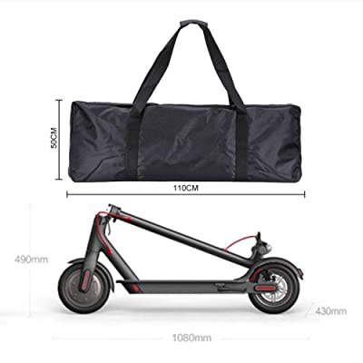 Electric Scooter Portable Carrying Bag for Xiaomi Mijia M365 110 4550cm Size: Toys & Games