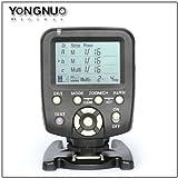 YONGNUO YN560-TX PARA TRANSMISOR DE FLASH CANON Proporcionar control de alimentación manual a distancia para YN-560 III Unidades de flash manual con RF-602 RF-603 RF-603 II Compatible con receptores de radio incorporados