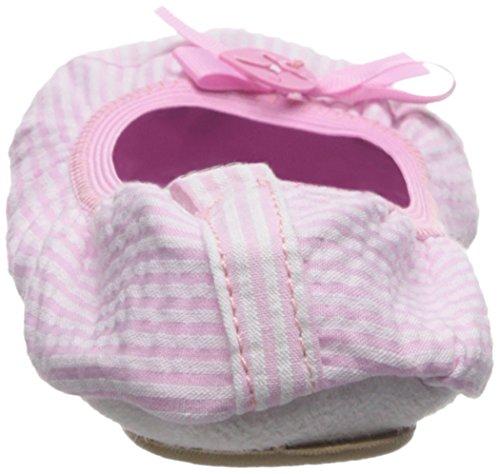 Femme Rose Bedroom Gina Athletics Stripe Pantoufles Pink 5wfqCOc0f
