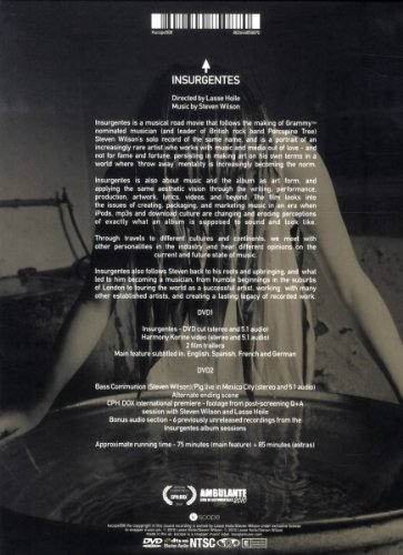 steven wilson insurgentes download