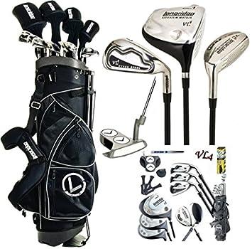 Longridge VL4 - Juego completo de golf para hombre, grafito ...