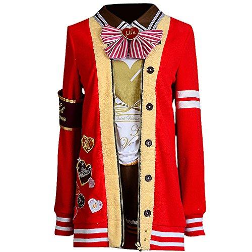 Allten-Womens-Cosplay-Costume-LoveLive-Valentines-Day-Eli-Ayase