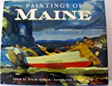 The Paintings of Maine, Arnold Skolnick, 0517582295