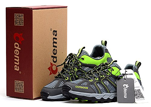 Image of Odema Ultrathin2.0 Mesh Men Water Shoes Quick Dry Aqua Shoes Lace Up Outdoor Sneakers Hiking Shoes