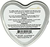 Earthly Body 4-n-1 Suntouched Edible Soy Candle in Vanilla