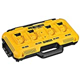 DEWALT DCB104 20V Max 4-Port Lithium Ion Fast Charger