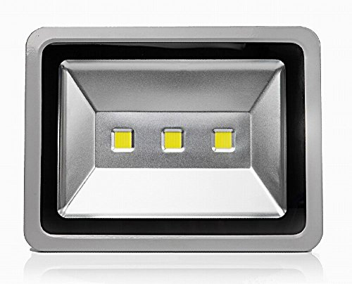 Oyep (TM) 150w LED Outdoor Flood Lights Security Light Waterproof IP65 Projector Lamp Landscape Spotlights lights Ad Billboard 13500lm 350w Halogen Bulb Equivalent (150W Warm White) (Bowfishing Led Lights compare prices)