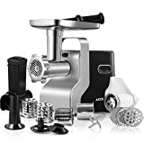Electric Meat Grinder, 2500W Max Powerful AICOK