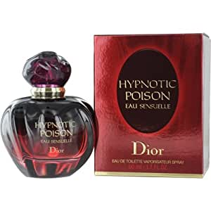 hypnotic poison eau sensuelle by christian dior eau de toilette spray 1 7 oz for. Black Bedroom Furniture Sets. Home Design Ideas