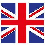 Union Jack Napkins - - Diamond Jubilee Party Serviettes by Amscan