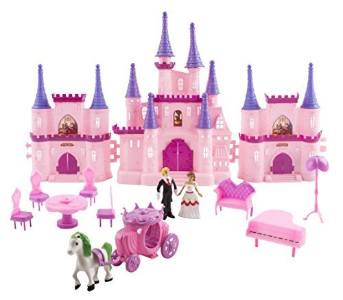 Little Princess Dolls Pram - 3