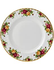 royal albert old country roses dinner plate - China Dinner Plates