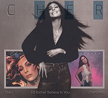Starsid Rather Believe In Youcherished By Cher