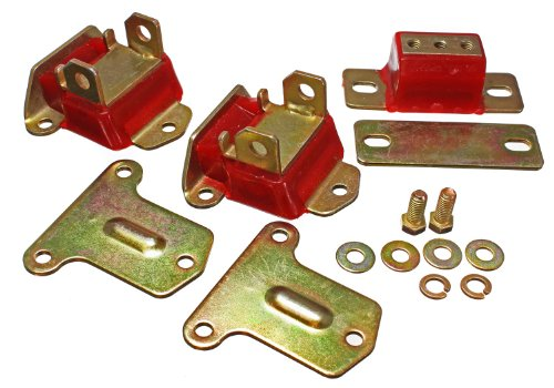 Energy Suspension Engine Mounts - 4