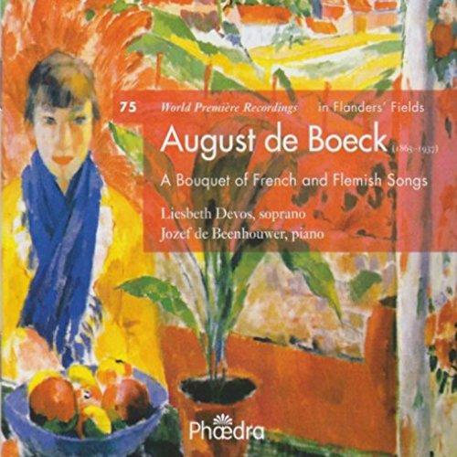 Flemish Bouquet - In Flanders' Fields, Vol. 75: August De Boeck