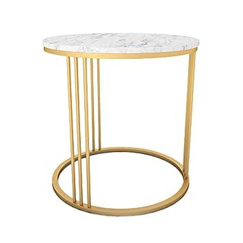 CSQ Haushalt Marmor EIN Paar Tische, kreative Wohnzimmer Couchtisch ...