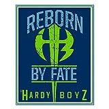 WWE The Hardy Boyz Metal Sign