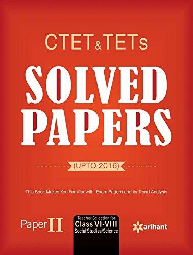 Best book for CTET