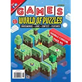 NEWSPAPER  Amazon, модель Games World of Puzzles, артикул B01KKLIO9W