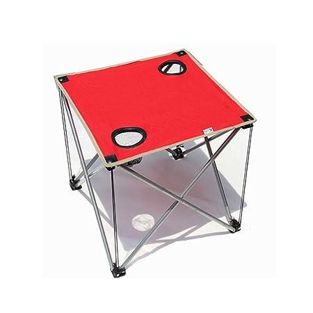 WZF Mesa portátil Plegable al Aire Libre Camping Picnic Mesa de ...