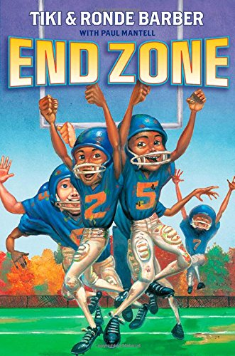 Download End Zone (Barber Game Time Books) ebook