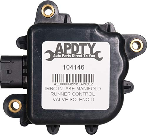 APDTY 104146 IMRC Intake Manifold Runner Control Valve Solenoid Fits 5.4L Engine 2005-2013 Ford Expedition Lincoln Navigator 2004-2010 Ford F150 F250 F350 Lobo Pickup 2006-2010 Mark LT Pickup