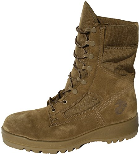 Bates 25501 Mens USMC Lightweight Hot Weather Boot 6 3E US