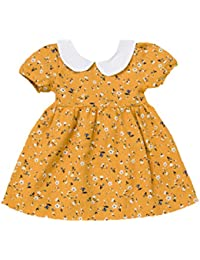 a2ba8cdb7317 Summer Infant Girls Short Sleeve Floral Print Dress Dresses · GorNorriss  Baby Dress