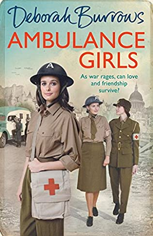 book cover of Ambulance Girls