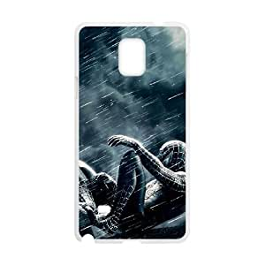 Samsung Galaxy Note 4 Cell Phone Case White Pictures Of Spiderman D5774035