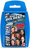 TOP Trumps - Star Trek! Perfect Indoors, Travelling, Camping Holidays