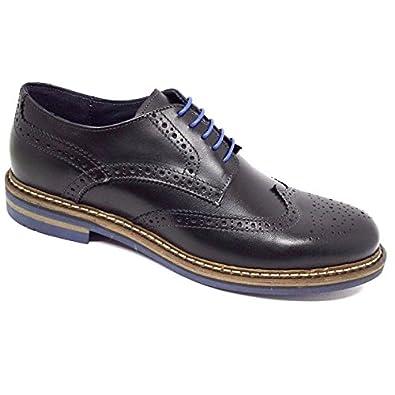 Gris Lacets À Classique Coupe Nicolabenson Et Chaussures Homme Uw0BEq6