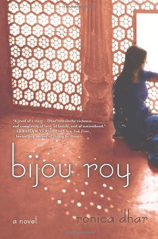 book cover of Bijou Roy