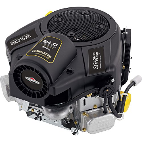 Briggs & Stratton Commercial Turf Series OHV Engine with Electric Start - 724cc, 1in. x 3 5/32in., Model# 44T877-0001-G1 by Briggs & Stratton