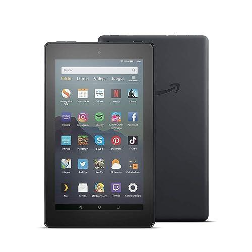 Tablet Fire 7 pantalla de 7 16 GB Negro Incluye ofertas especiales