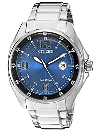 Citizen Men's AW1510-54L-Drive from Eco-Drive Silver Tone Watch