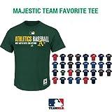 San Francisco Giants Majestic Black AC Team Favorite T-Shirt