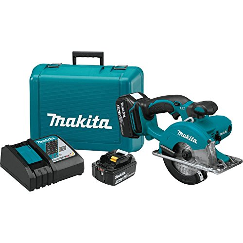 T Lithium-Ion Cordless 5-3/8 Metal Cutting Saw Kit (5.0Ah) ()