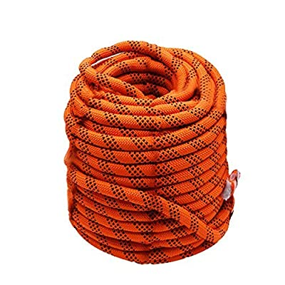 "1/2"" x 100 Feet Double Braid Rope High Force Polyester Load"