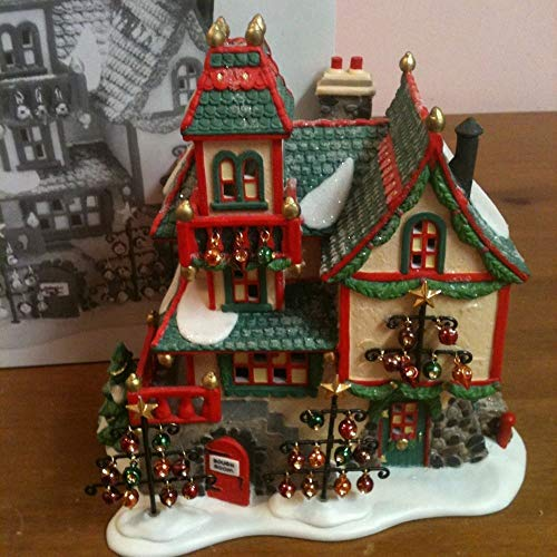 Glass Ornament Works Dept. 56 North Pole Series