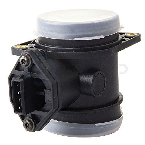 Audi A4 Maf Sensor (Mass Air Flow Sensor Meter ECCPP MAF 037906461A for Volkswagen VW Cabrio Golf Jetta L4 2.0L 1996 1997 1998 AudiA4 (Quattro) (Engine ID AEB)L4 1.8L Turbo 2000)